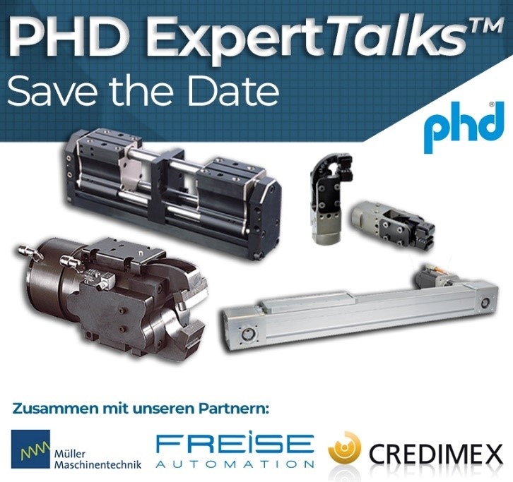 PHD ExpertTalks™ Save the Date